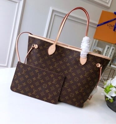 LV *Authentic Quality* 2 pc Tote
