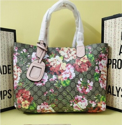 Gucci Bloom Reversible Shopper's Tote *Authentic Quality*