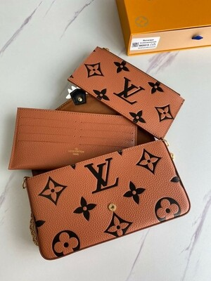 LV 3 pc Crossbody Brown *Authentic Quality*