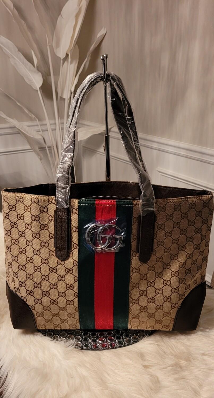Gucci Shopper's Tote