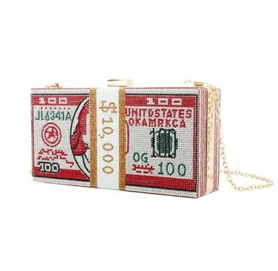 Red Money Stack