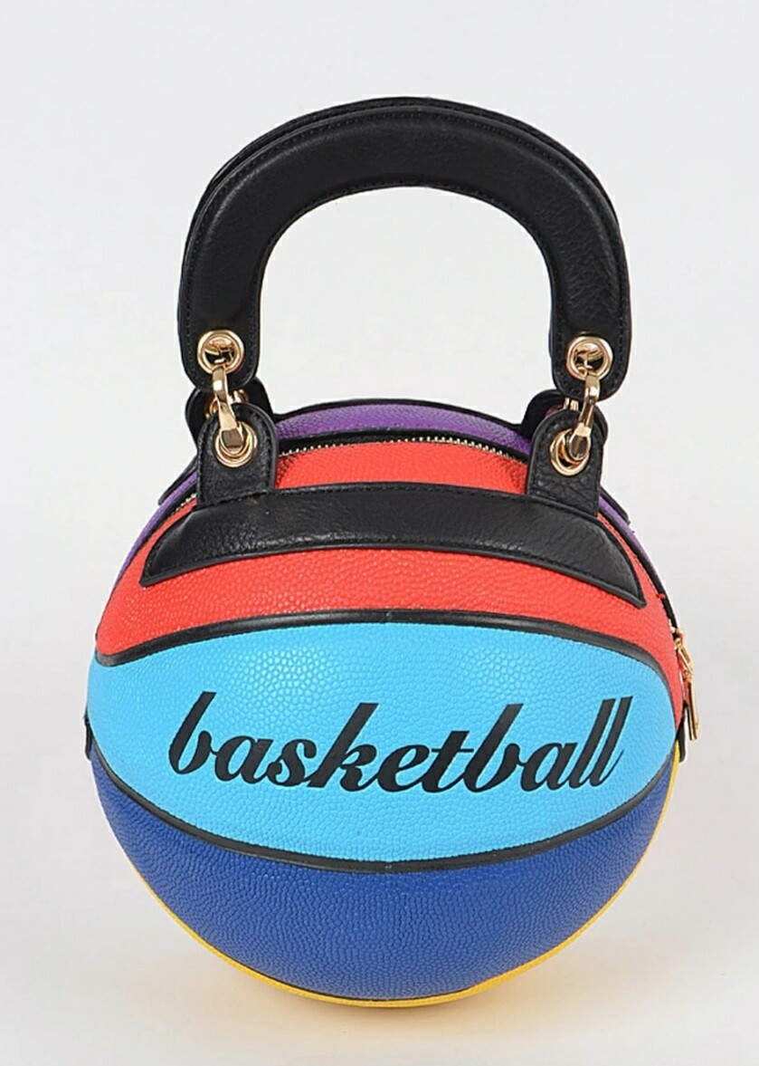 Basketball Multicolor Bag