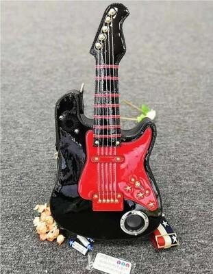 Guitar Radio Bag w/USB