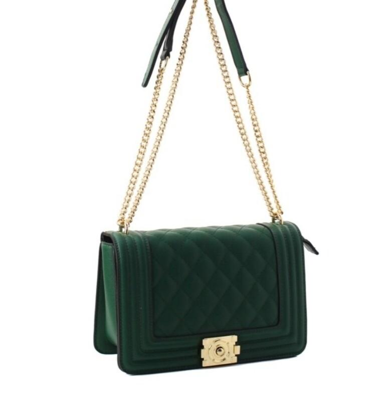 Emerald Messenger