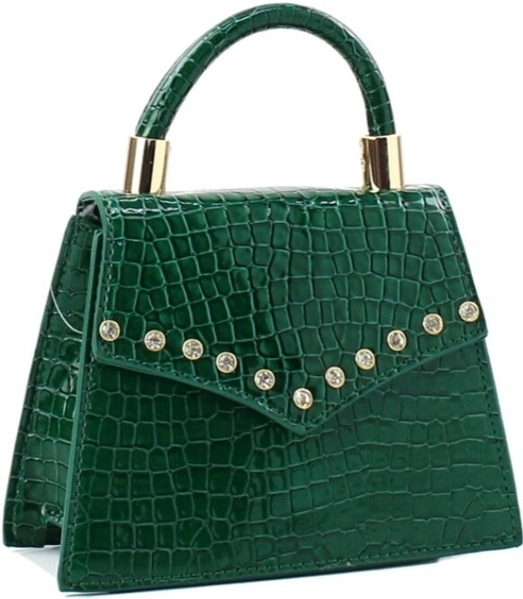 Emerald Mini Crossbody