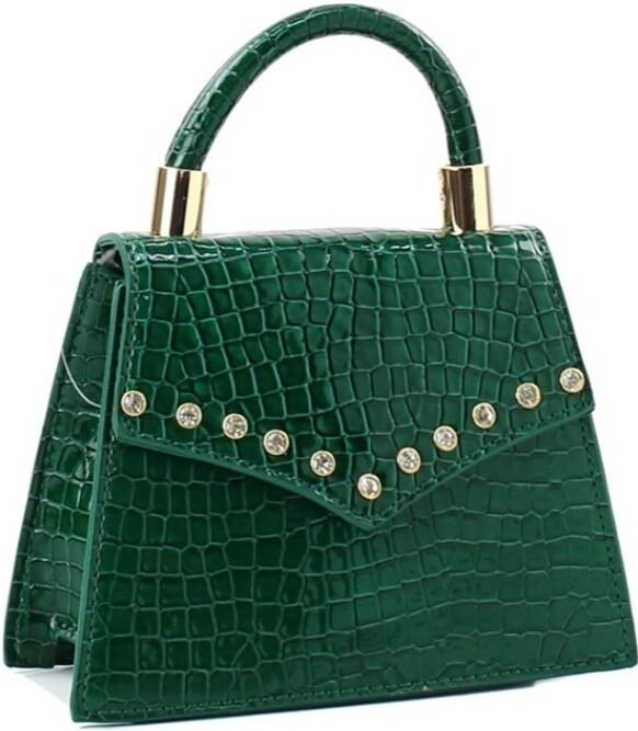 Emerald Mini Crossbody
