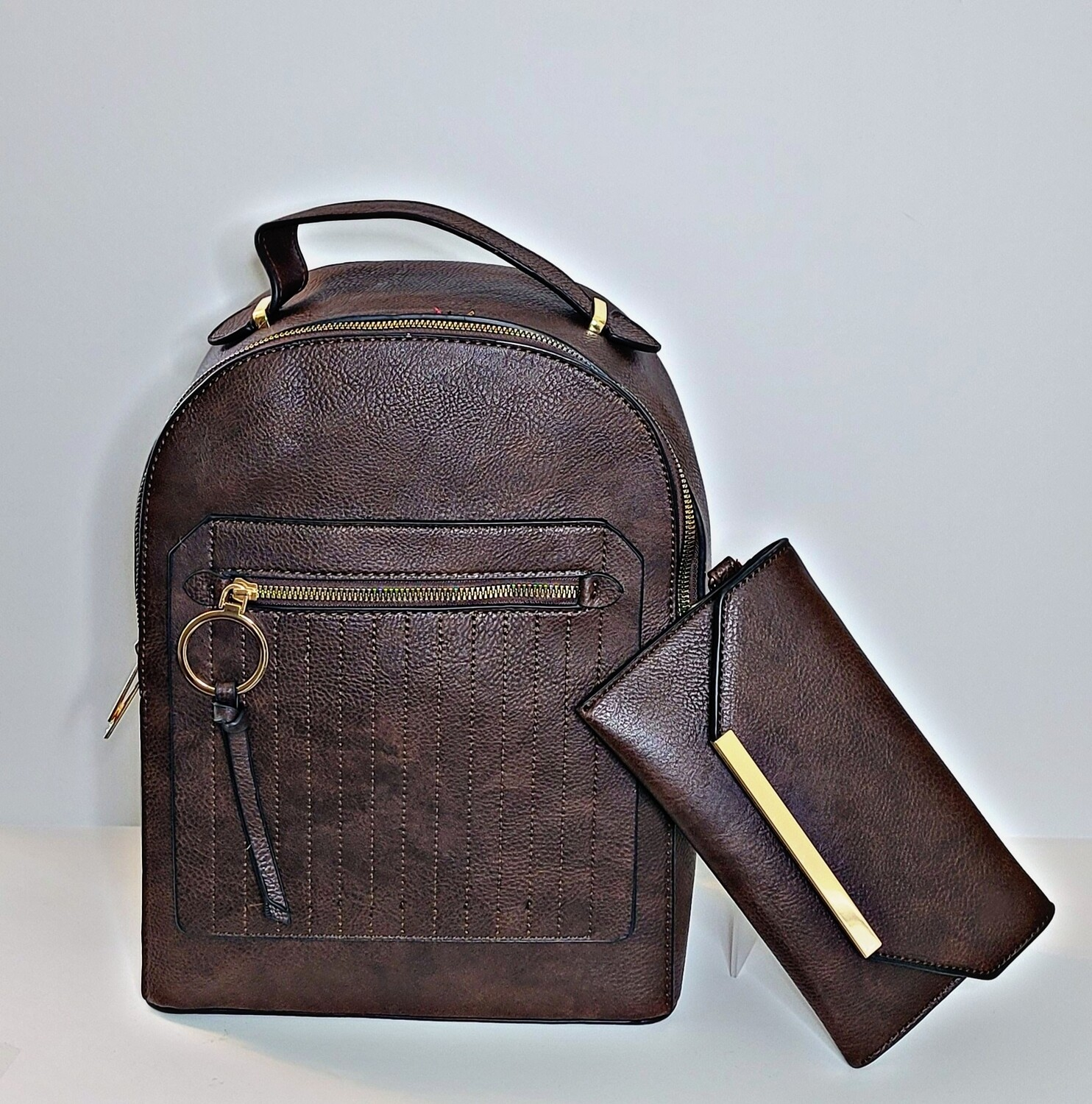 Chocolate Backpack 2 pc