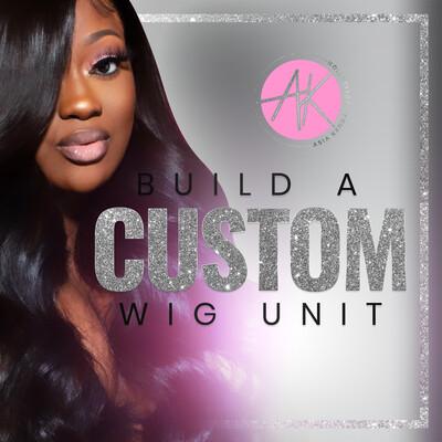 Build A Custom Wig Unit
