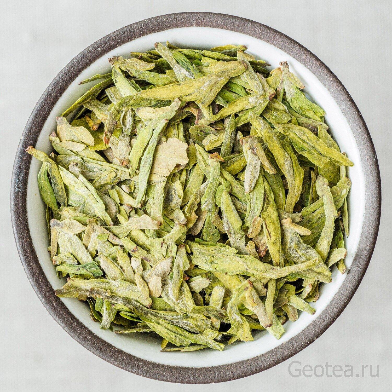"""Чай Зеленый Лун Цзин """"Колодец Дракона"""" #600"""