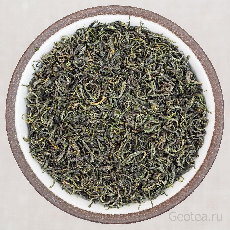 """Чай Зеленый Е Шэн #200, """"Дикорастущий"""""""