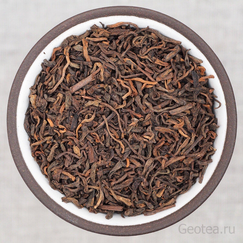 Чай Шу Пуэр #3