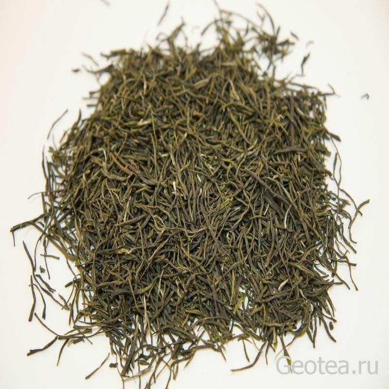Чай Зеленый Юнь У Мао Цзянь «Ворсистые Лезвия» #200