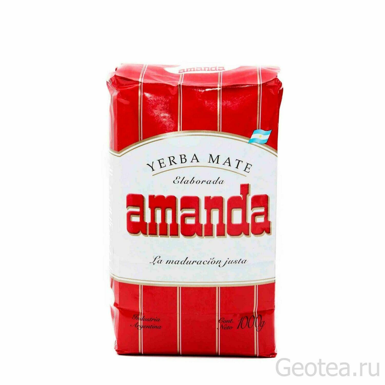 Йерба Мате Amanda Con Palo 1 кг