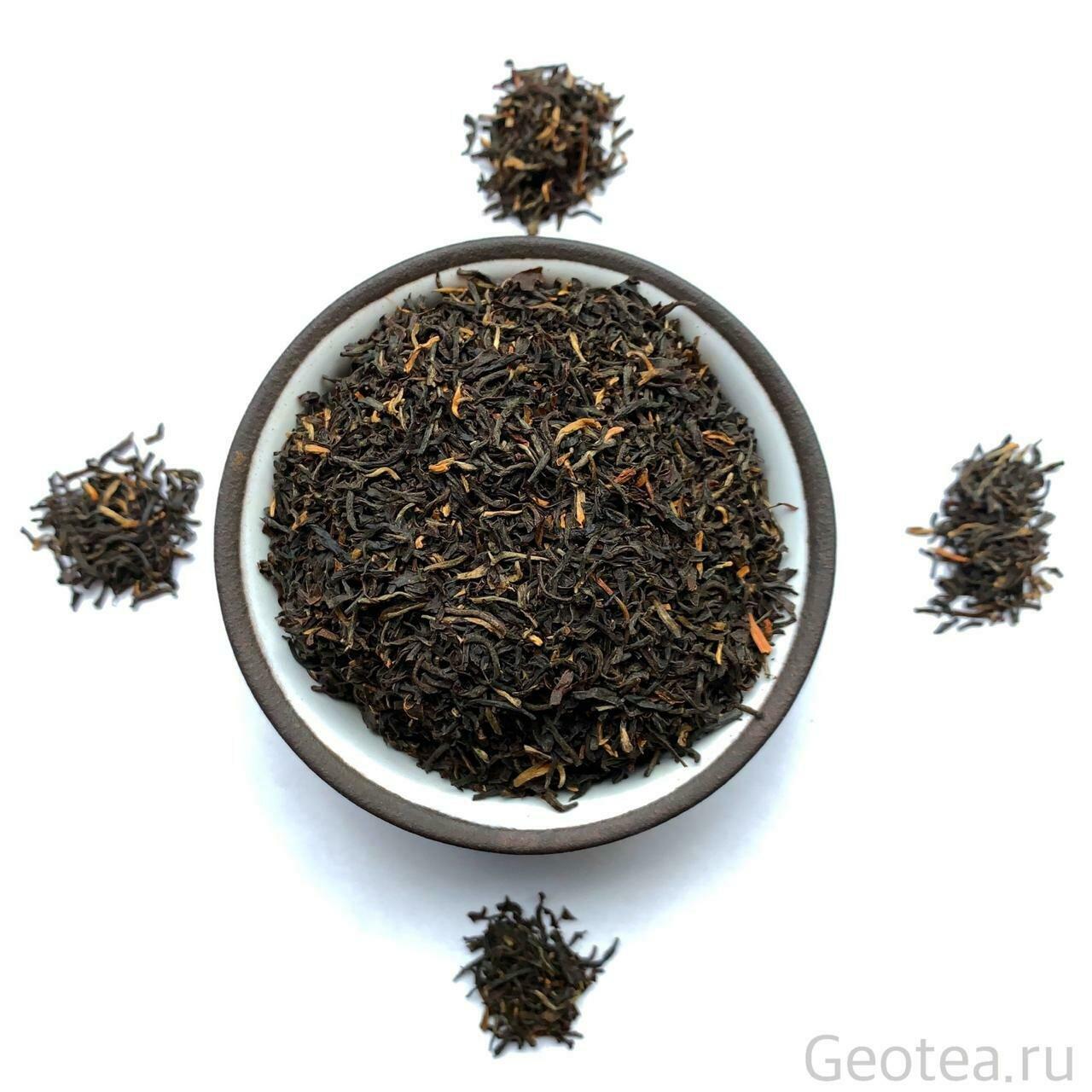 Чай Черный Ассам Nonaipara GTGFOP