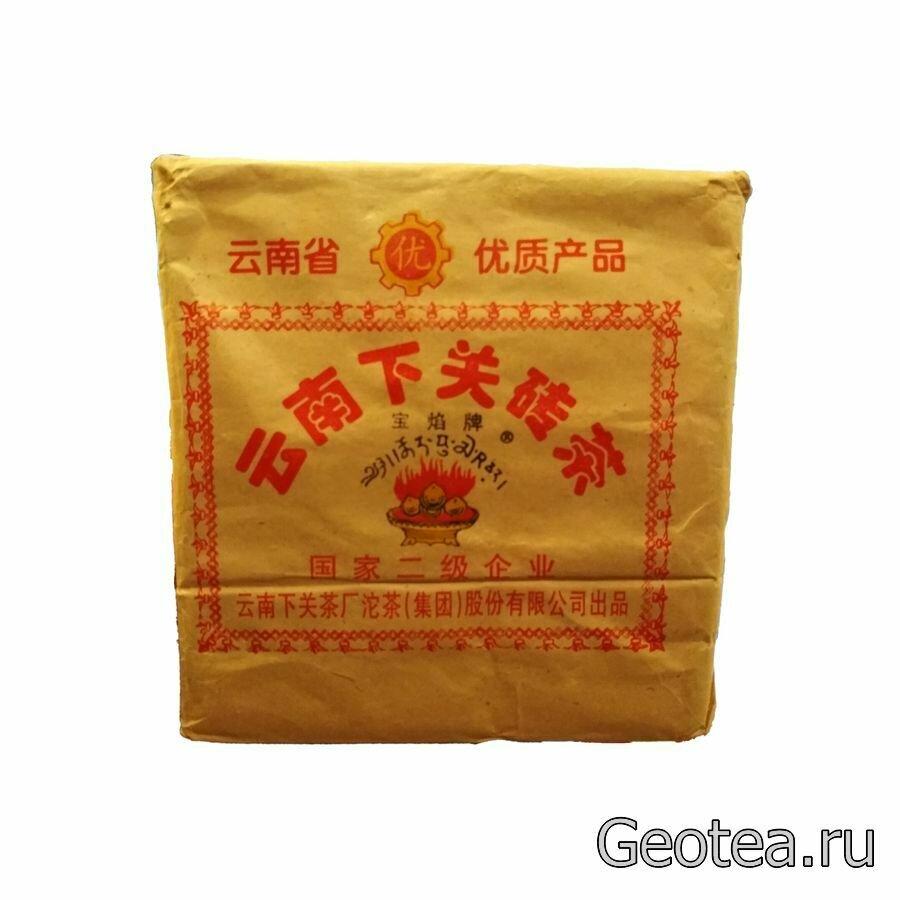 """Чай Шэн Пуэр """"Бао Янь"""" 2004г 250гр."""