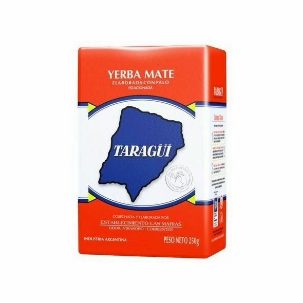 Йерба Мате Taragui Con Palo 250гр.