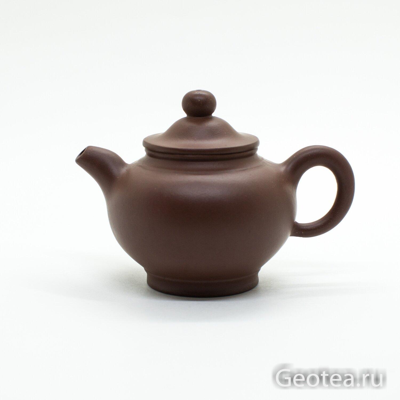 Чайник глина 100мл.