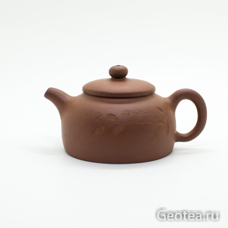 """Чайник глина """"Баньюэ"""" 200мл."""