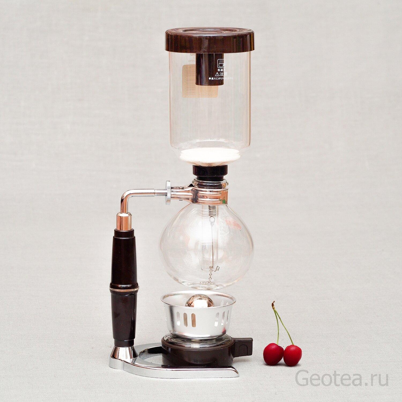 Сифон для варки кофе и чая