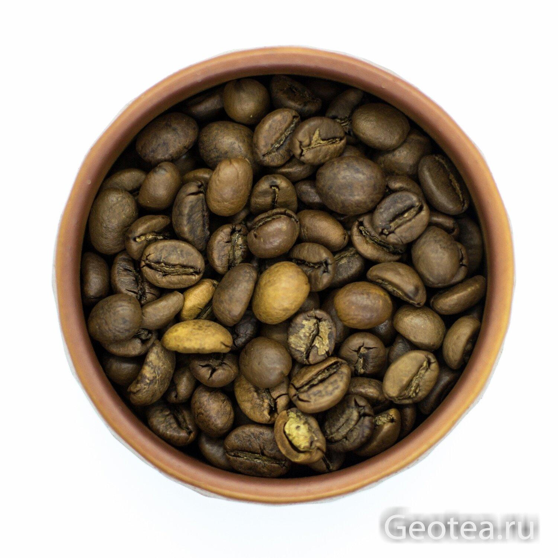 Кофе в зернах BRAZIL+, Арабика и Робуста