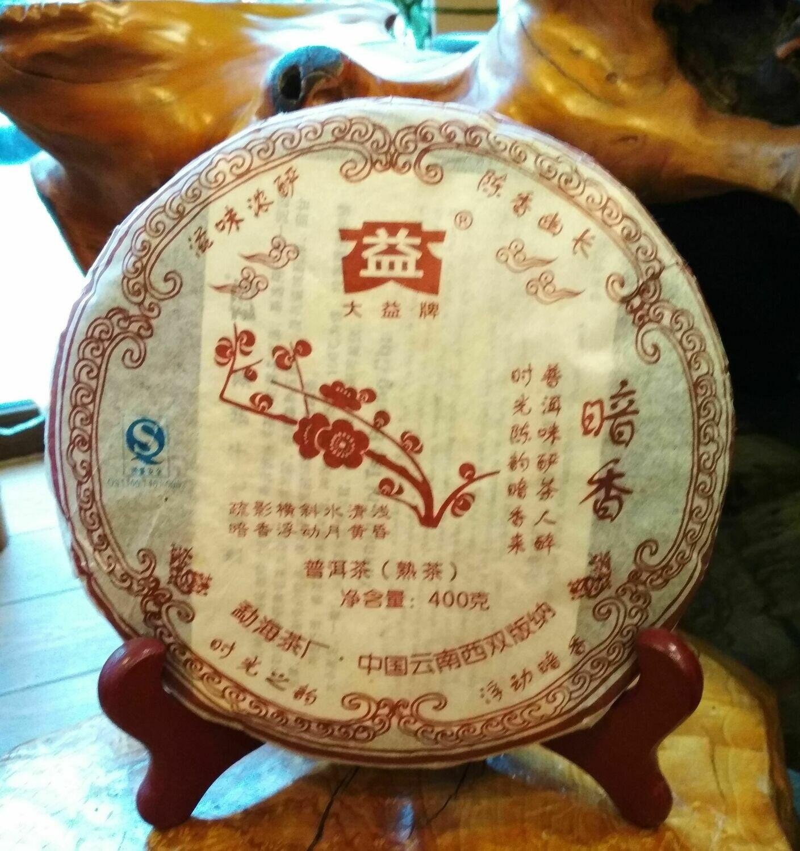 Чай Шу Пуэр Да И Ань Сян 2007г. 400гр.