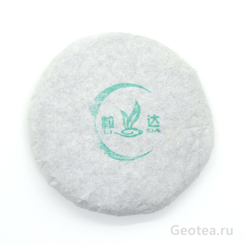 "Чай Белый Бай Му Дань Минибин 100гр., прессованный ""Белый Пион"""