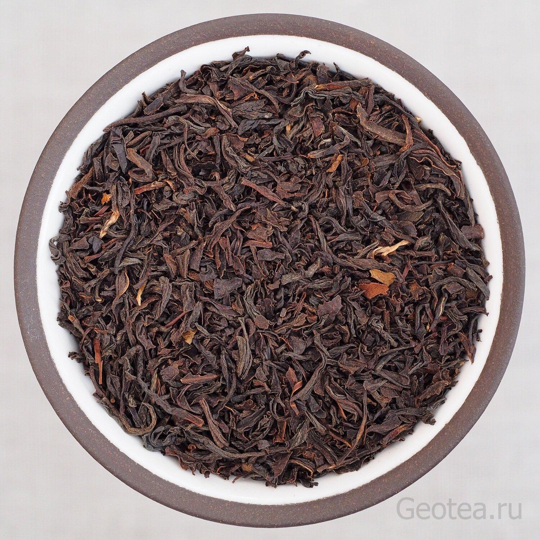 Чай Черный Ассам TGFOP, индийский