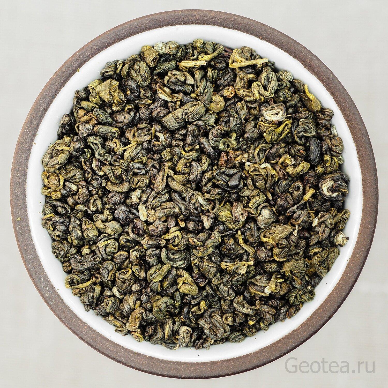 """Чай Зеленый Люй Чжу """"Зеленая Жемчужина"""""""