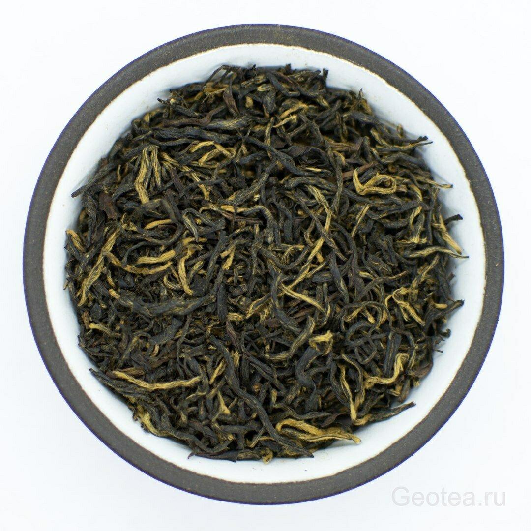 """Чай Красный Бай Линь Гун Фу, """"Красный чай высшего мастерства из Бай Линь"""""""