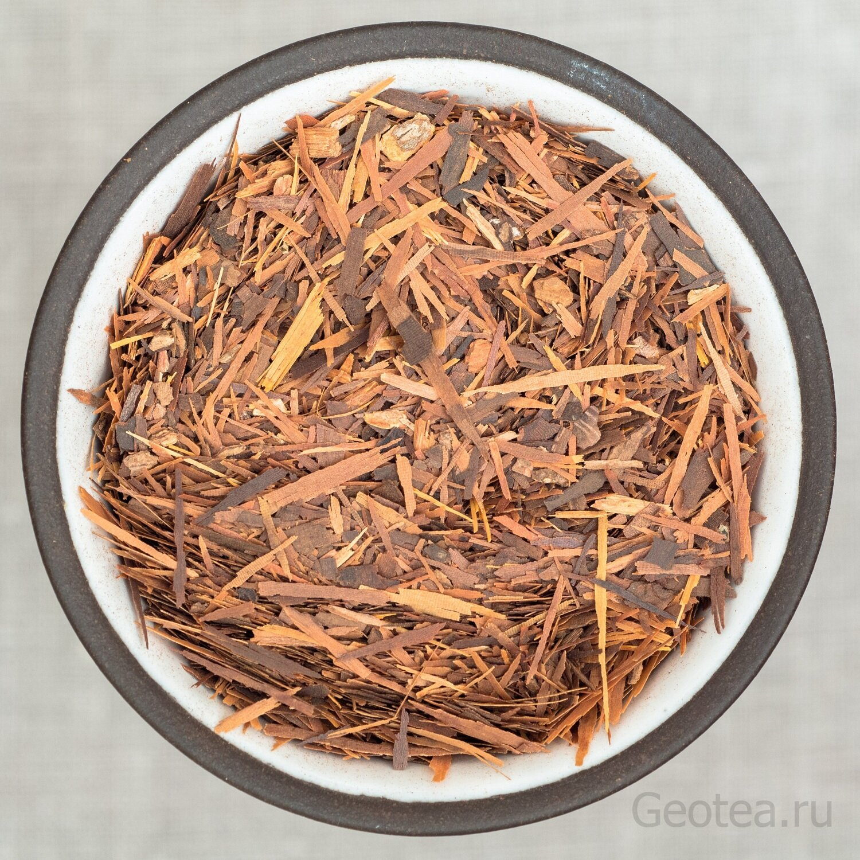 """Чайный напиток """"Лапачо"""" из коры муравьиного дерева"""