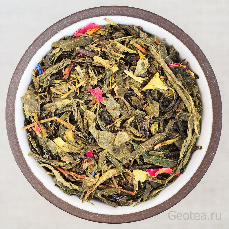 """Чай Зеленый """"Цветочное очарование"""""""