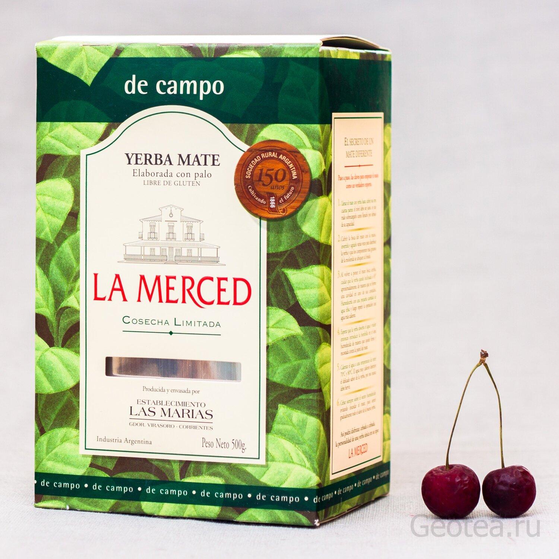 Йерба Мате La Merced De Campo 500гр.