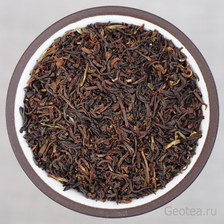 Чай Черный Дарджилинг Thurbo