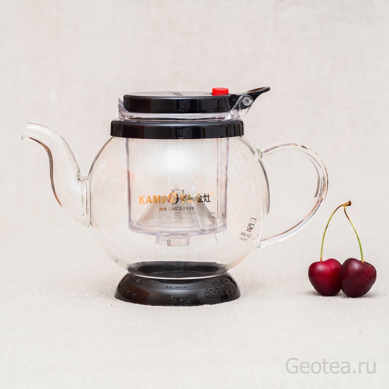 Чайник гунфу с дозатором Kamjove Easy Pot 650мл.