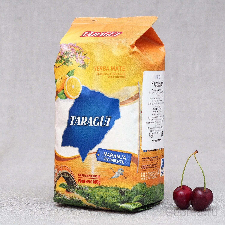 Taragui Апельсин 500 гр