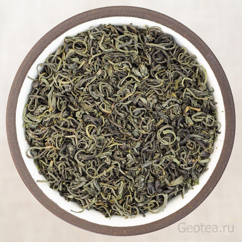 """Чай Зеленый Е Шэн """"Дикорастущий"""""""