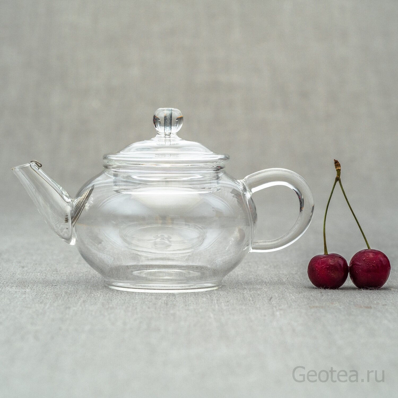 Чайник с пружинкой 250мл.