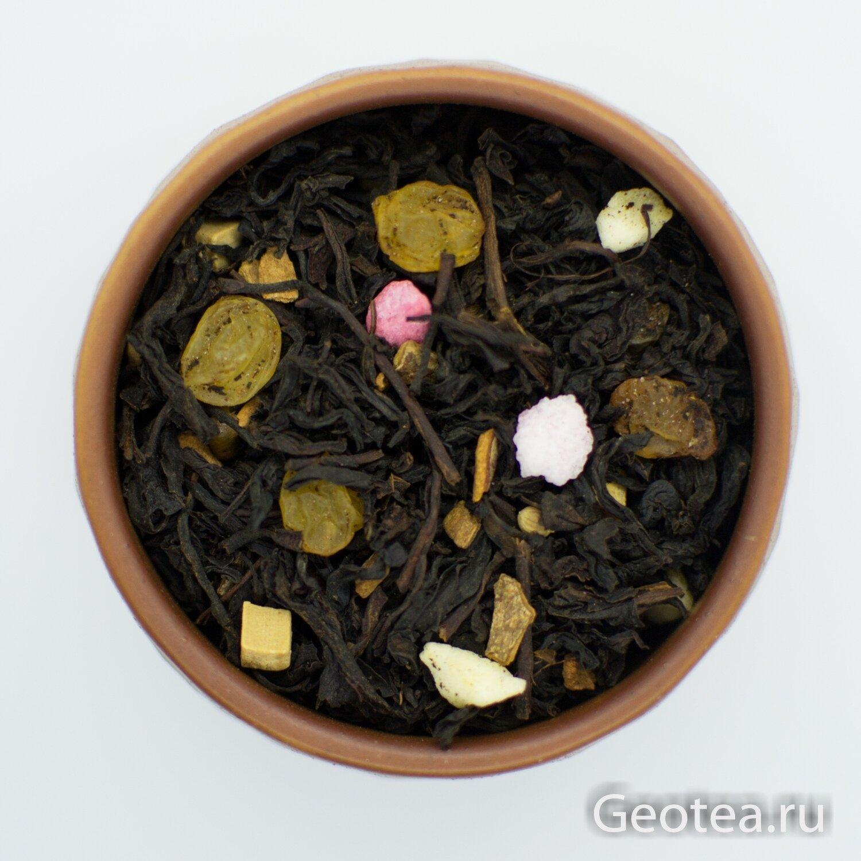"""Чай черный """"Венский штрудель"""""""