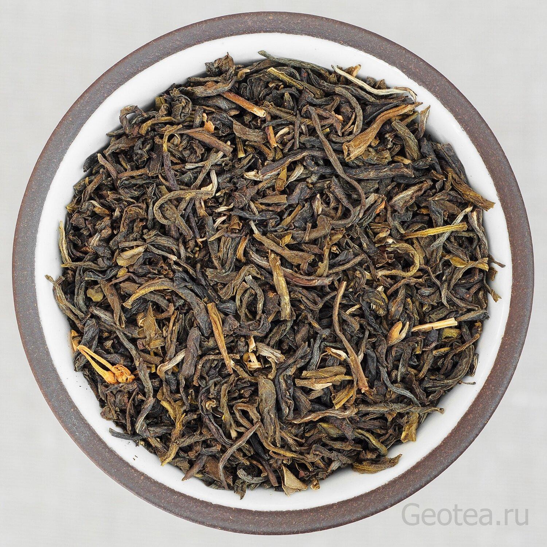 Моли Инь Хао - Жасминовый Серебряный Ворс - зеленый чай