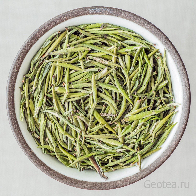 """Чай Зеленый Чжу Е Цин #500 """"Свежесть бамбуковых листьев"""""""