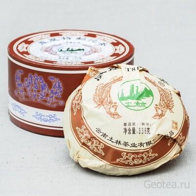 Чай Шу Пуэр Тэчжи 813, 336гр.