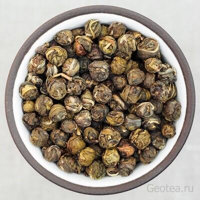 Чай Зеленый с Жасмином Моли Чжень Чжу