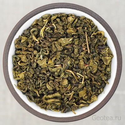 Чай Зеленый с Жасмином Моли Хуа Ло
