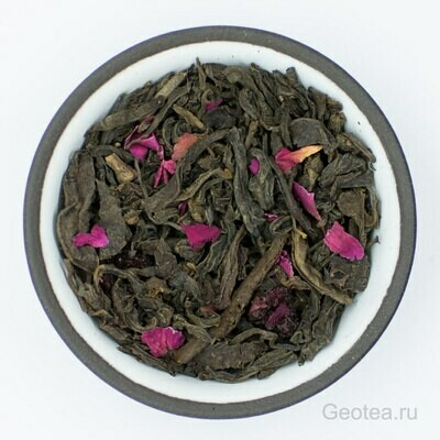 Чай Вишневый Шу Пуэр