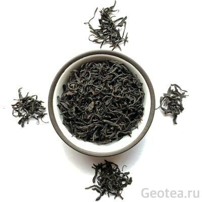 Чай Красный Чжень Шань Сяо Чжун #300 «Малый вид с гор Чжень Шань»