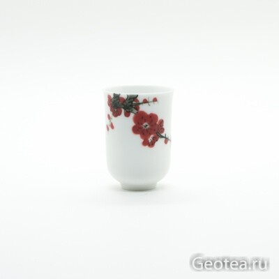 "Пиала для аромата чая ""Цветок"""