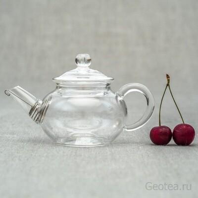 Чайник с пружинкой 180 мл.