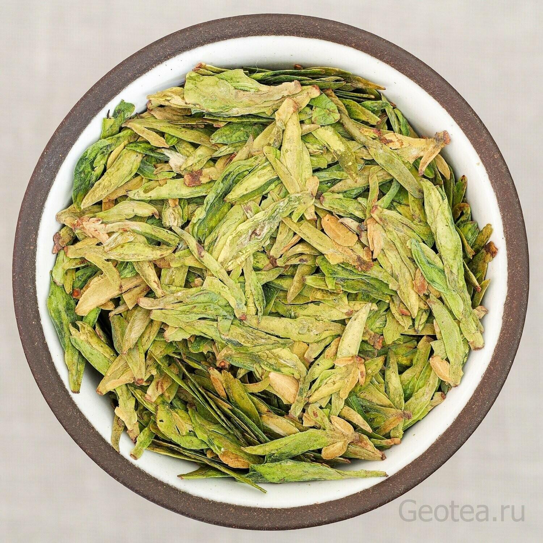 """Чай Зеленый Лун Цзин """"Колодец Дракона"""" #400"""