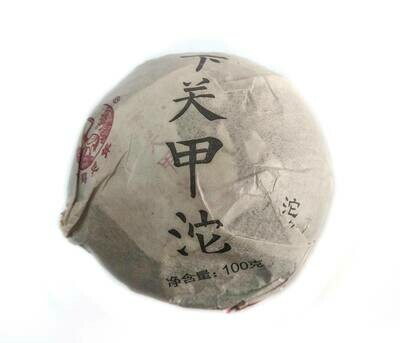 Чай Шэн Пуэр Сягуань То Ча Цзяцзи, 2019г. 100гр.