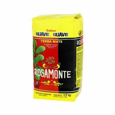 Йерба Мате Rosamonte Suave 500гр.